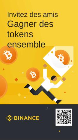 offre de parrainage binance crypto monnaies