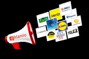 offre de parrainage aklamio recommandation cashback